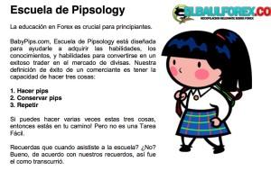 BabyPips – Escuela de Pipsology (Libro)